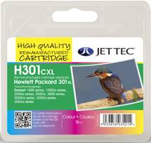 HP 301XL High Yield Colour Cartridge
