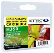HP CB335ee - No 350 Black recycled Cartridge Jettec
