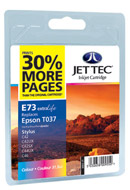 JetTec Compatible C42 C44 C46 Inkjet Cartridge, Specifically tailored inks designed for brilliant photos and fantastic presentations.Unique award winning cartridge design means 30% more pages compared with other 3rd party ink cartridges.