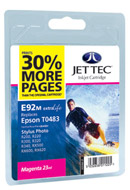 Jettec Epson Stylus Photo 950 - Photo 960 compatible Magenta