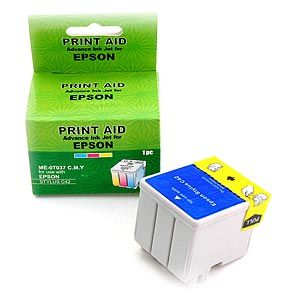 Epson Stylus colour 400 / 440 / 460 / 600 / 640 / 660 / 670 Compatible Inkjet Cartridge, Specifically tailored inks designed for brilliant photos and fantastic presentations