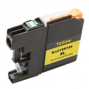 LC223 - LC225 Yellow High Yield compatible Ink cartridge