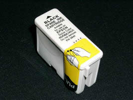 Black SO20025 cartrage for Epson Stylus 400, 800, 800+, 1000