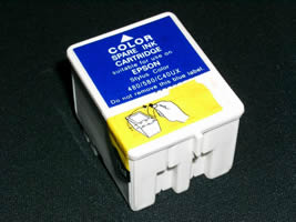 compatible Colour inkjet cartridge for Epson
