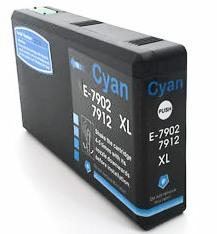 Cyan T7902 Extra High Yield Compatible Ink