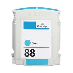 hp 88 cyan cartridge
