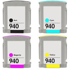 HP 940 XL compatible cartridges